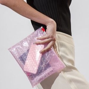 Glossier Handbags - 20% Off Your First Glossier Purchase + Pink Bag