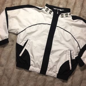Prince Jackets & Blazers - Vintage Prince Sports Tennis Windbreaker Jacket