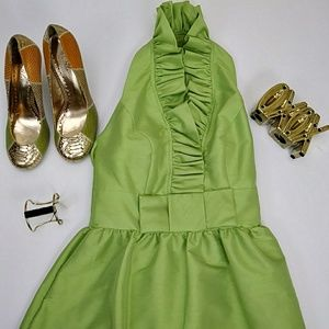 Alfred Angelo Dresses & Skirts - Alfred Angelo Pistachio Cocktail Dress