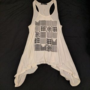 Foreign Exchange Tops - Foreign exchange graphic tank