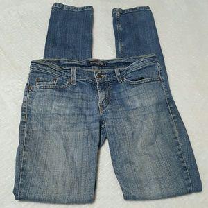 Levi's  Denim - Levi's 524 Too Superlow Jeans Size 7 Long