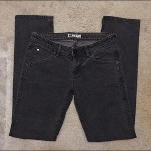 Hudson Jeans Denim - EUC Charcoal Hudson Skinny Jeans
