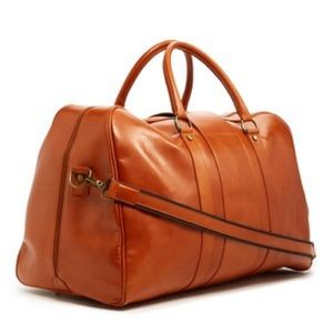 Persaman New York Other - NWT Persaman New York Santino Duffel Saddle