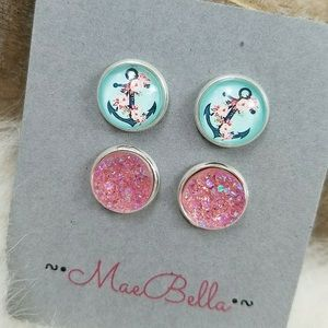 Sweet Sassy Vines Boutique Jewelry - Arrived!!!! Preppy Earrings
