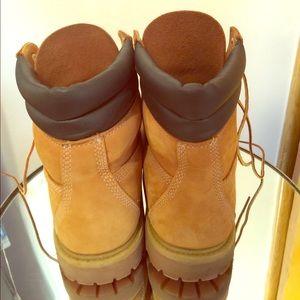 Timberland Støvler 9,5 W