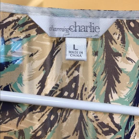 Charming Charlie Tops - Charming Charlie Kimono