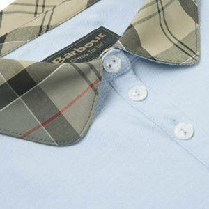 Barbour Tops - 🆕Barbour Tartan Mollard Womens Polo Shirt