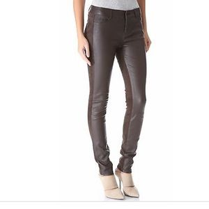 Vince Pants - 🆕LISTING! VINCE suede and leather panel pant.