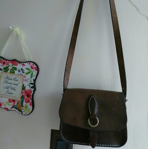 no brand Bags   Raw Leather Bag   Poshmark c0c6305b2d