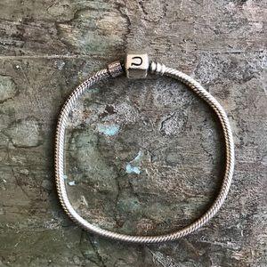 Chamilia Jewelry - Chamilia Silver Basic Charm Bracelet