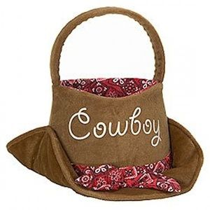 Other - New!! Cowboy Hat 🤠 Halloween / Easter Basket