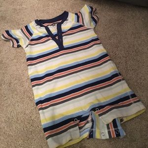 Tea Collection Other - Tea Striped Romper 12-18 Months