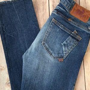 PRPS Denim - PRPS Skinny Jeans 25 Selvedge Slim Distressed