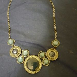 Ny & co statement necklace