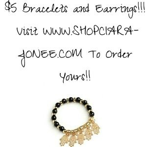 Jewelry - Website Sale ONLY!