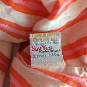 Gretchen Scott Tops - Gretchen Scott striped tunic top