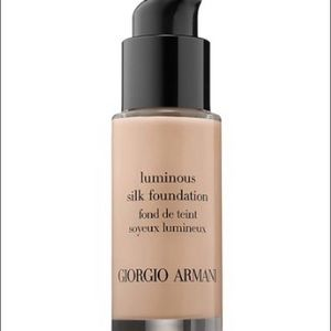 Giorgio Armani Other - Giorgio Armani Luminous Silk Foundation