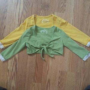 Children's Place Other - Two 4t tops!