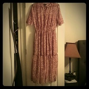 Who What Wear Dresses & Skirts - Gorgeous Vintage-Style Dress