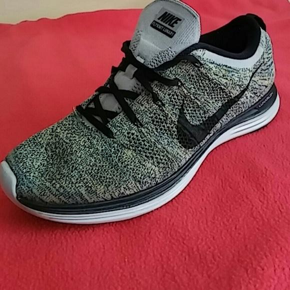 promo code bf866 6f732 Nike Other - Nike Flyknit Lunar 1.. 554887 008