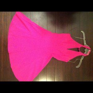 Amanda Uprichard Dresses & Skirts - Hot pink new dress