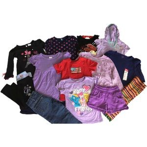 Carhartt Other - Girls 4T bundle - 13 items - Carhartt, Disney