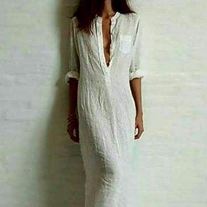 White Maxi Dress by Dress Forum