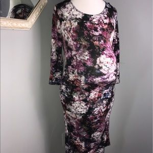 Jessica Simpson maternity dress!