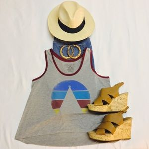 Fifth Sun Tops - High-low Tank Top