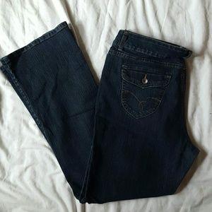Bandolino Denim - Bandolino Dark Wash Jeans