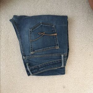 Ruehl No. 925 Denim - Ruehl stretch jeans size 26