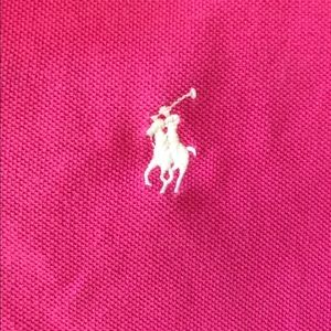 Polo by Ralph Lauren Dresses - Bright Pink Ralph Lauren Polo Dress Sz S