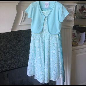 iris & ivy Other - Kids 2 piece dress