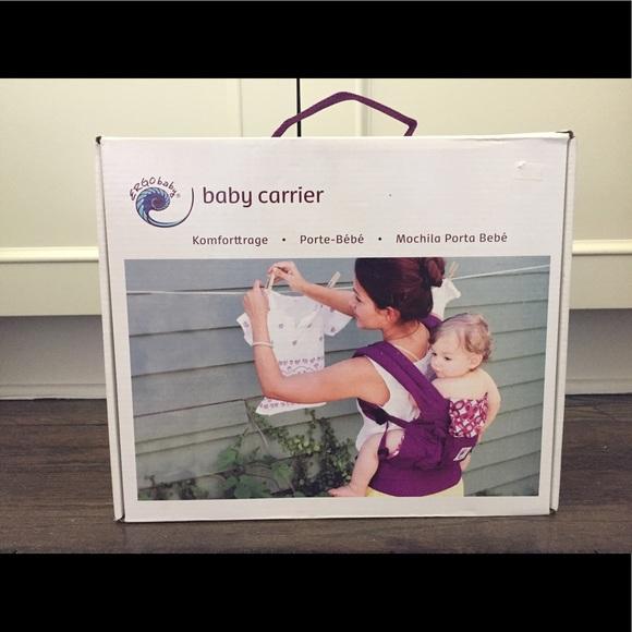 dff5db56927 Handbags - ERGObaby baby carrier in Purple Mystic