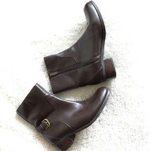 Marc Fisher Shoes - Marc Fisher Leather ankle boots