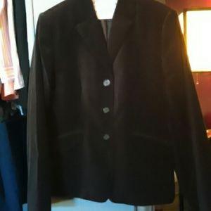 Alex Marie Jackets & Blazers - Alex Marie velvet jacket