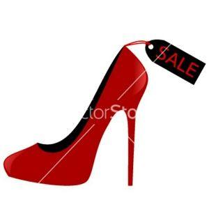 Big shoe sale!