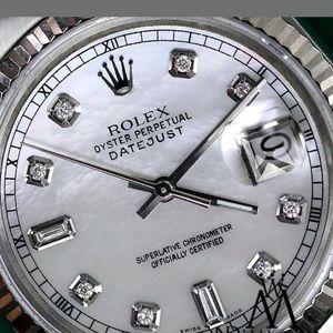Rolex Accessories - Rolex Beautiful 36mm MOP