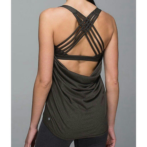 2e37fac298 lululemon athletica Tops - LuluLemon Free To Be Wild Tank