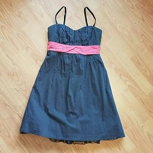 Maurices Dresses & Skirts - Maurices polka-dot pin up dress