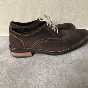Cole Haan Other - Cole Haan brown suede chucks boots 9.5