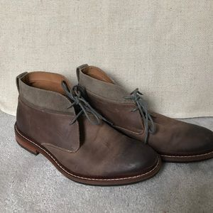 Cole Haan Other - Cole Haan chucca boots brown 9.5