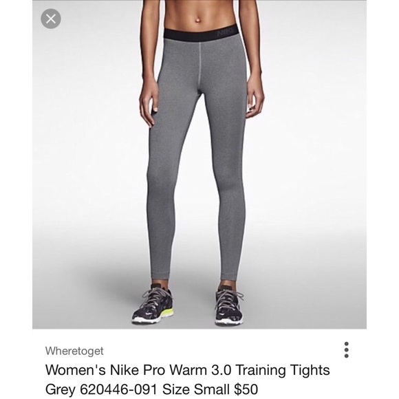 in stock excellent quality official site Nike Pro Hyperwarm 3.0 Womens Training Tights