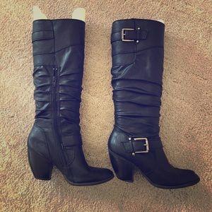 Fergalicious Shoes - Leather boots