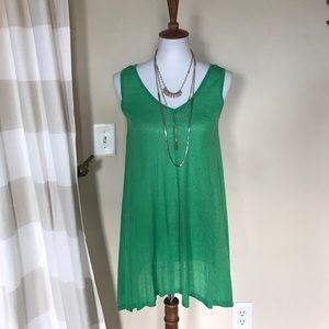 Joseph Allen Dresses & Skirts - Green tunic/dress
