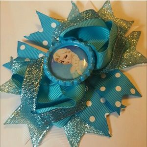 Other - 3 for $10 sale! Disney Frozen Elsa Hairbow