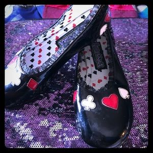 Other - Little girls Alice in wonderland shoes