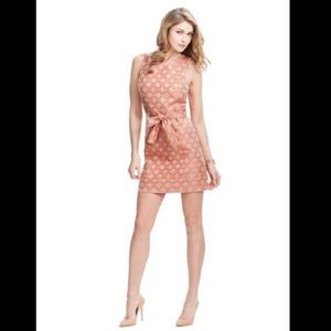 Guess by Marciano Dresses & Skirts - Guess by Marciano Bon Ton Jacquard Diamond Dress
