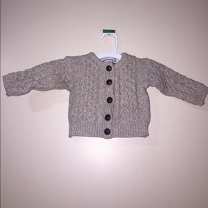 Aran Crafts Other - Arancrafts boys sweater size 12-18 months