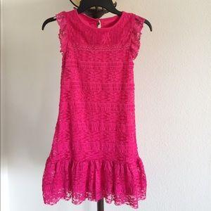 PSNY  Other - Girls pink lace dress